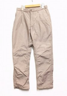 nonnative DWELLER EASY PANTS POLY RIPSTOP SHAPE MEMORY
