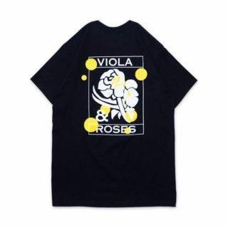VIOLA & ROSES 002DOTS S/S TEE