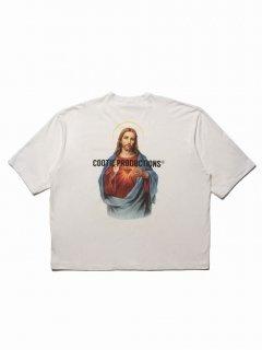 COOTIE Print Oversized S/S Tee (JESUS)