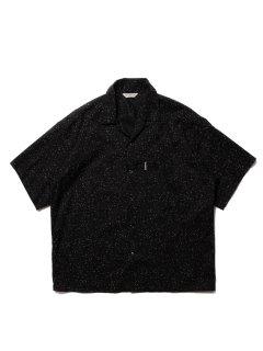 COOTIE Splatter Open-Neck S/S Shirt