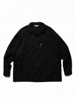 COOTIE Splatter Open-Neck L/S Shirt