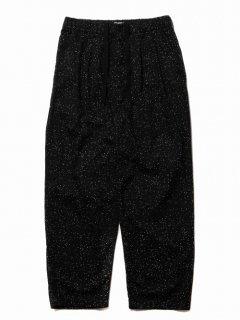 COOTIE Splatter Print OX 2 Tuck Easy Pants