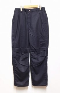 nonnative PLOUGHMAN PANTS RELAXED FIT WOOL TWILL STRETCH