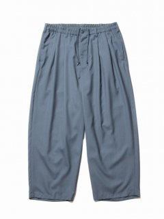 COOTIE T/W 2 Tuck Easy Ankle Pants