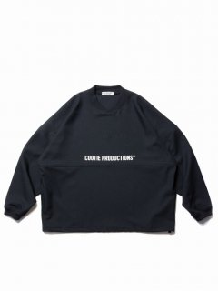 COOTIE Polyester Twill Football L/S Tee