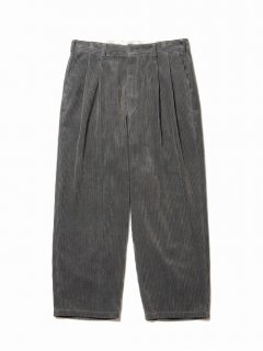COOTIE Wide Corduroy 2 Tuck Trousers