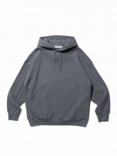 COOTIE Heavy Waffle Pullover Parka