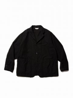 COOTIE Silknep Back Twill Lapel Jacket