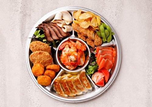 旬のお料理もりだくさん、季節のごちそうオードブル 3〜4人前