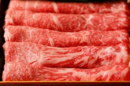 沖縄のブランド牛もとぶ牛サーロインすき焼き・しゃぶしゃぶ用肉