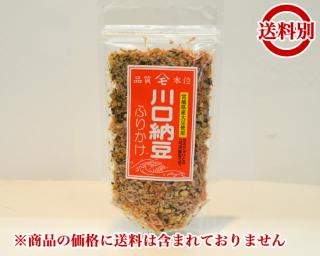 川口納豆 ふりかけ 磯風味(35g)