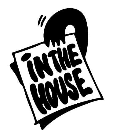 in the house