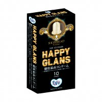 「ハッピーグランス」 感度最高コンドーム 10個入り