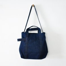 TEMBEA Club Tote Medium Dark Indigo