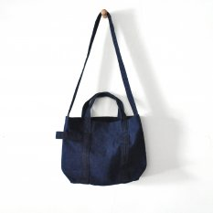 TEMBEA Club Tote Small Dark Indigo