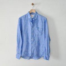 h.b b.d. shirts french linen chambray