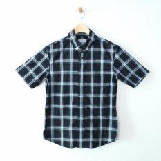 nisica button down shirts cotton check