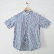 h.b b.d. shirts *summer typewriter stripe