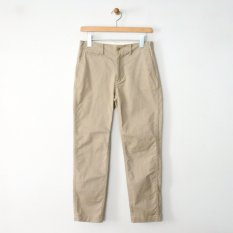 tannossa chino cloth pants
