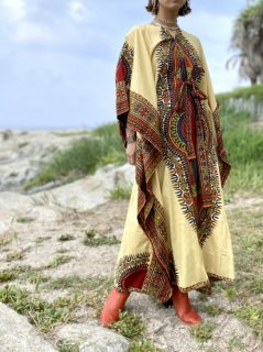 【1970s BOHO DRESS】