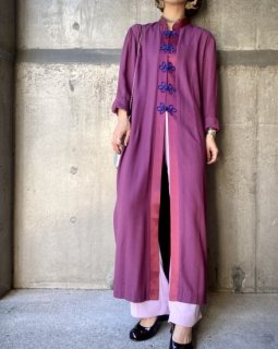 【CHINA DESIGN LONG JACKET】