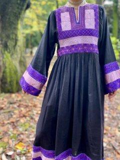 【1970s AFGHAN DRESS】