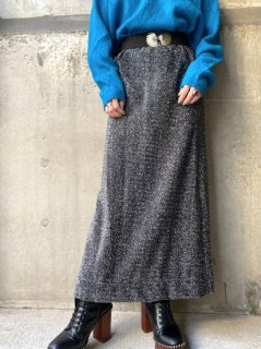 <img class='new_mark_img1' src='https://img.shop-pro.jp/img/new/icons14.gif' style='border:none;display:inline;margin:0px;padding:0px;width:auto;' />【GLITTER MAXI SKIRT】
