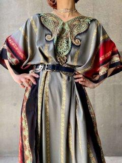 【OVERSIZED BOHO DRESS】