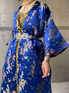 <img class='new_mark_img1' src='https://img.shop-pro.jp/img/new/icons14.gif' style='border:none;display:inline;margin:0px;padding:0px;width:auto;' />【CHINESE LONG GOWN BLUE】