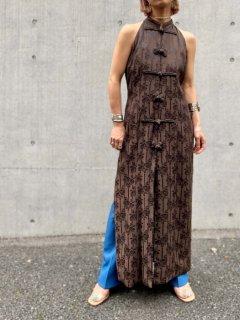 【1990s CHINA DESIGN DRESS】