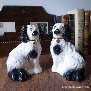 Vintage Beswick Staffordshire Dog