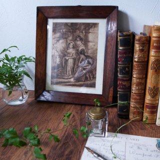 謎を秘めた19世紀の版画/BAXTERS Patent Oil Printing