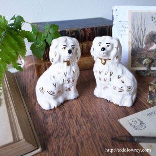 Vintage Royal Dolton Staffordshire Dog