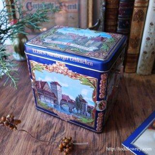 ドイツの甘い伝統を音楽とともに/ WEISS Lebkuchen Tin Music Box