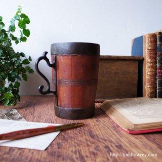 ヴァイキングの海と時を越えて/ Antique Scandinavian Mug Cup