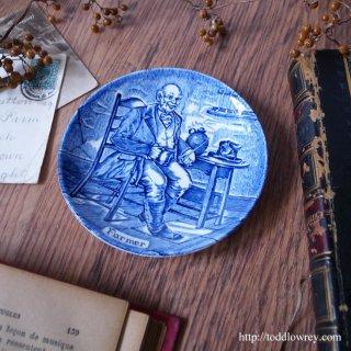 収穫を祝して盛大に一杯 / Vintage Enoch Wedgwood Small Plate