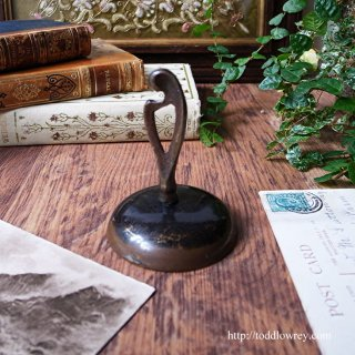 Antique Arts & Crafts Table Bell