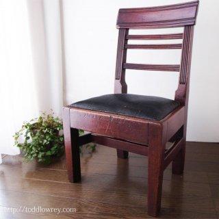 英国家具の歴史と伝統が生んだ小さな奇跡 / Antique Georgian Mahogany Child Chair