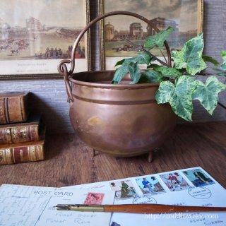 Vintage Copper Pot-Large
