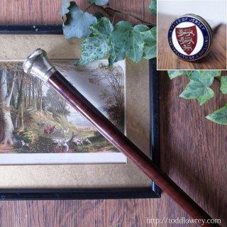英国王室属領からの贈り物 / Vintage Walking Stick from STATES OF JERSEY