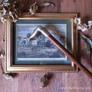 英国紳士の密かな愉しみ / Antique Walking Stick with Lady's Leg