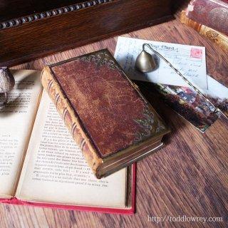 アーリーヴィクトリアンから聖なる書とともに愛を込めて / Antique Early Victorian Holy Bible
