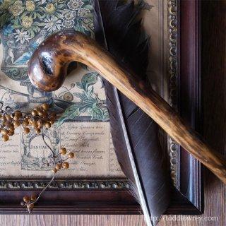 魔法使いの杖はいかが /Antique Twisted Waliking Stick