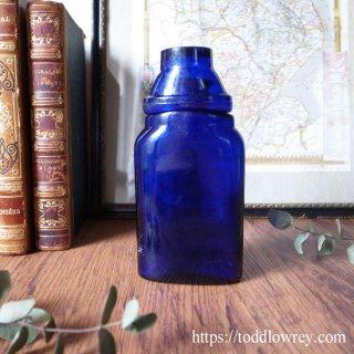コバルトブルーで目を覚まそう / Antique Blue Bottle