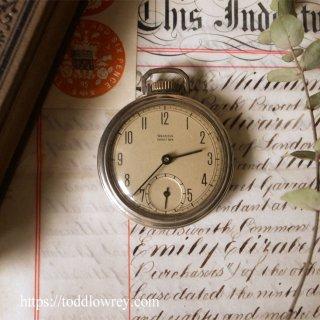 ポケットの中にビッグベン / Vintage Pocket Watch WESTCLOX POCKET BEN
