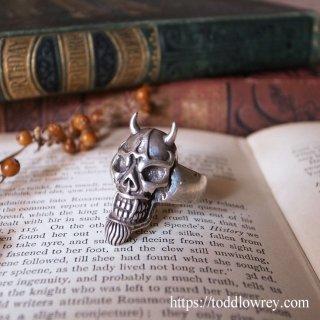 悪魔の力を手に入れる / Vintage Sterling Silver Ugly Ring
