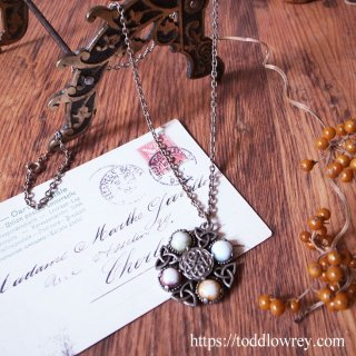 Vintage Celtic Necklace