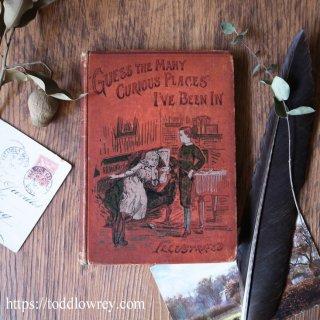 ヴィクトリア時代のジュブナイル・ブック / Antique Book