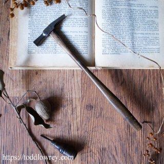 ハンマー持てばすべて釘? /Antique Small Hammer