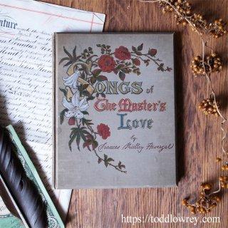 豊かな愛に包まれる美しき1冊 / Antique Book